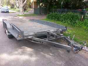 Car and moving Trailer Float Hire from $46 Marks Point Lake Macquarie Area Preview
