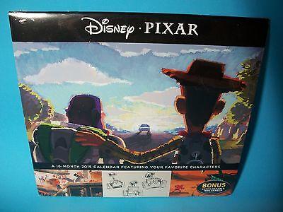 Disney Pixar   2015 Calendar
