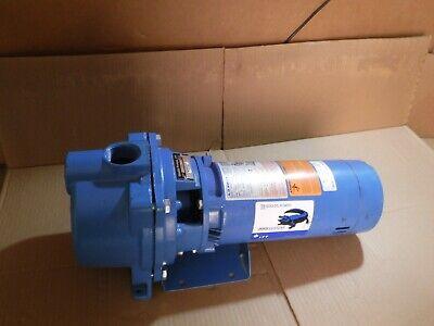 Goulds Pumps Gt15 Irri-gator Self-priming Centrifugal Sprinkler Pumps