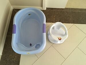 Baby Bath and Baby Seat - Both Sanitised Point Cook Wyndham Area Preview