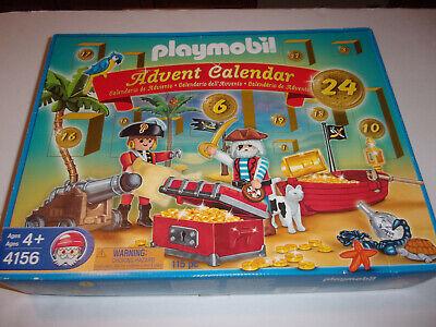 NEW! Playmobil Pirate Advent Calendar Set 4156