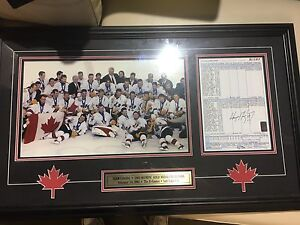 2002 Team Canada Gold Medal Game