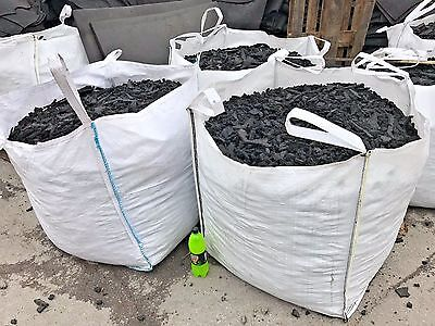 1 tonne bag Black Rubber crumb / mulch / chip Horse Menage CONTACT FOR DELIVERY!