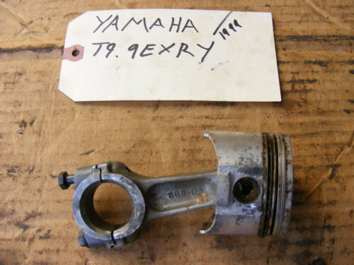 Yamaha T9.9EXRY 9.9HP Piston STD 6G8-11631-03-96 Connecting Rod 6G8-11650-03-00
