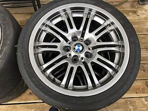 BMW M series rims