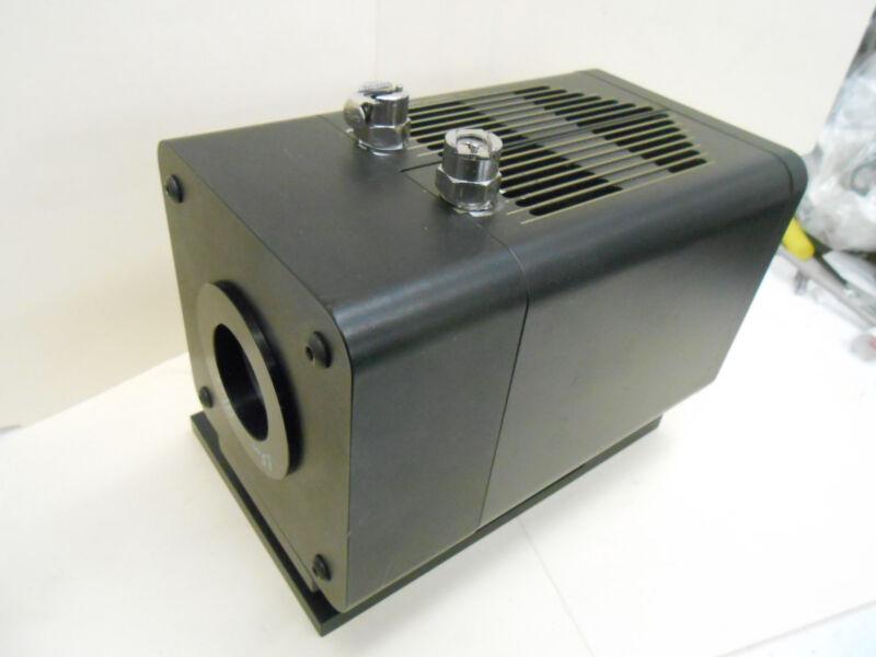 Princeton Inst. Nte/ccd-1340/100-emb Back Illuminated Camera & 1.5m Blue Filter