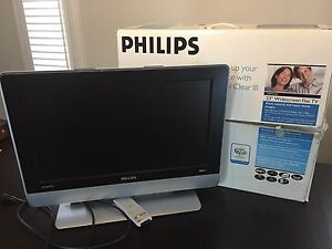 "23"" Philips LCD TV"