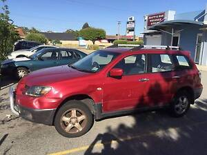 2004 Mitsubishi Outlander Wagon Thornlie Gosnells Area Preview