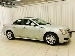 2012 Cadillac CTS 4 AWD LUXURY SEDAN