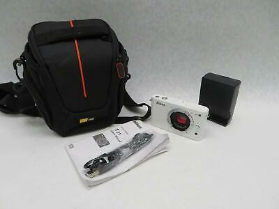 Nikon 1 J1 10.1MP Digital Camera - White NO LENS