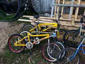 Bmx bikes for sale. Karabar Queanbeyan Area Preview