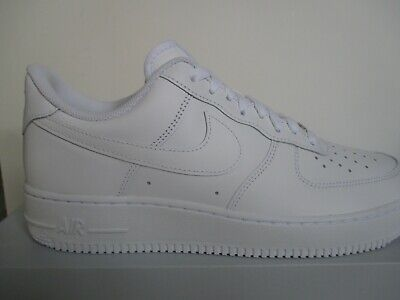 NIKE AIR FORCE 1 '07 LOW (WHITE) MENS