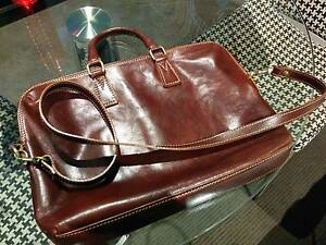 Genuine Italian Leather Bag/Briefcase Brisbane City Brisbane North West Preview