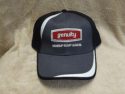 Genuity Roundup Ready Technology Syngenta Dekalb Monsanto Seed Corn Farm Hat Cap