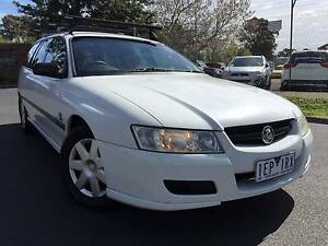 2004 Holden Commodore Wagon Heidelberg Heights Banyule Area Preview