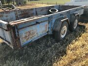Tandem axle trailer Callington Murray Bridge Area Preview