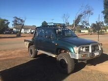 1998 Toyota Hilux Dual Cab (Sell/Swap) Rockingham Rockingham Area Preview