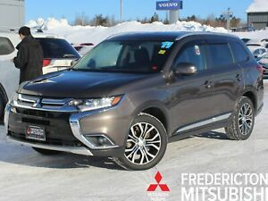 2017 Mitsubishi Outlander SE AWC | HEATED SEATS | WARRANTY TO...