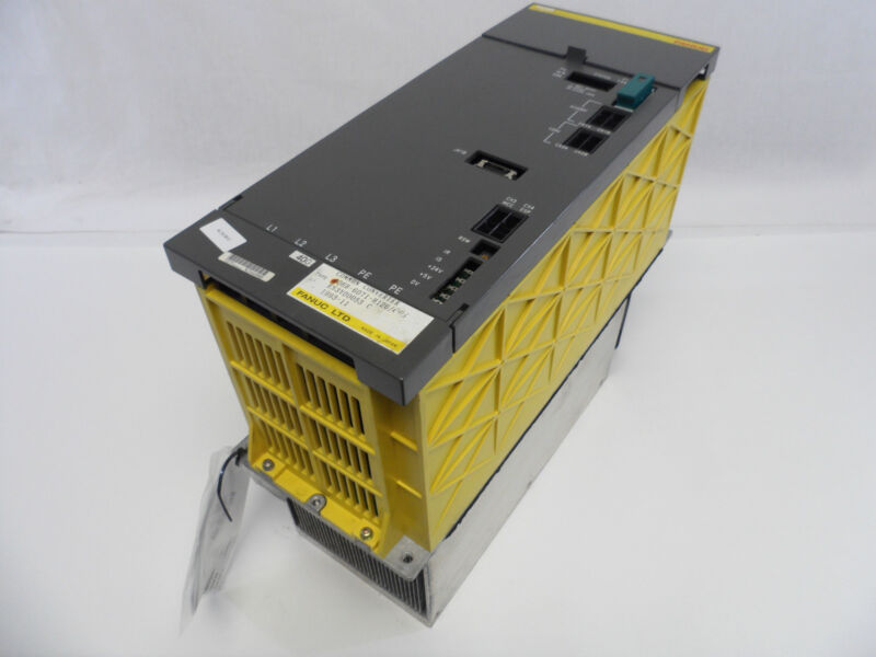 Fanuc A06b-6071-h126 Common Converter, Refurbished With 60 Days Warranty