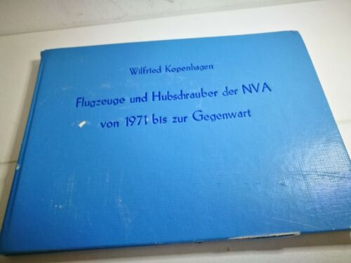 Luftwaffe Air Force Of The NVA East German Army Handbook 1971 Cold War Weapons
