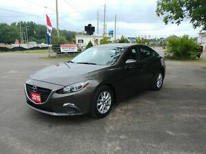 2015 Mazda Mazda3 GS !!CERTIFIED!!FINANCING!!AVAILABLE!