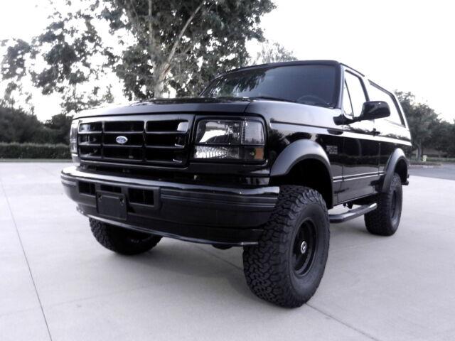 Image 1 of Ford: Bronco XLT Black