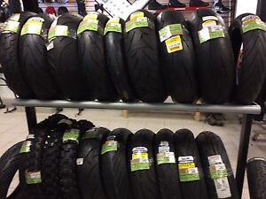 SAVE ON MOTORCYCLE TIRES IN OTTAWA AT KANATA HONDA!!