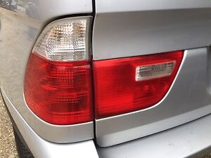 BMW X5 Tail lights
