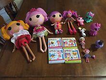 Lalaloopsy dolls Bethania Logan Area Preview