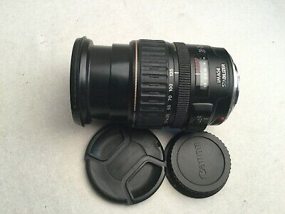Canon EF 28-135mm f/3.5-5.6 IS USM Lens Read