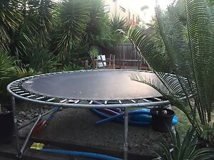 Round trampoline Eltham Nillumbik Area Preview