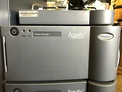 Acquity Column Manager.