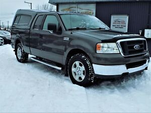 Ford F-150 XL 2004 ***4X4,MAGS,MARCHEPIEDS***