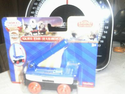 THOMAS AND FRIENDS SKIFF THE RAILBOAT NEW ITEM FOR 2015 NIB