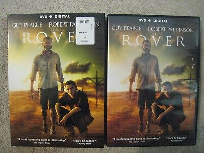 Rover (DVD - No Digital Insert*, 2014) from Best Buy, not the Rental