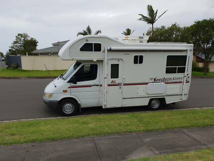 Mercedes Motorhome Shellharbour Shellharbour Area Preview