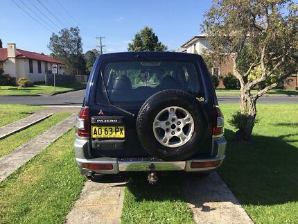 Pajaro V6 auto Seven seater Unanderra Wollongong Area Preview