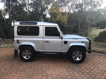 Land Rover Defender Sliding Rear Windows Set Of 2 Auto Body