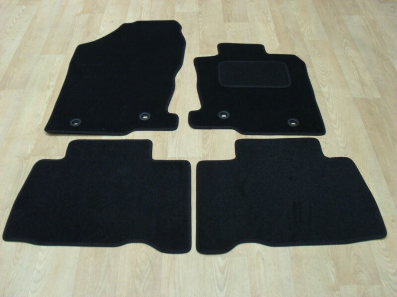 Lexus NX300H (2014-on) Fully Tailored Car Mats in Black