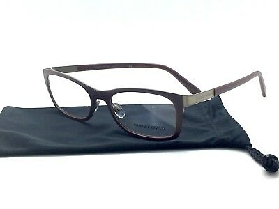 Authentic Giorgio Armani eyeglass frame AR5013 3034 52-17 135 Brown opaque