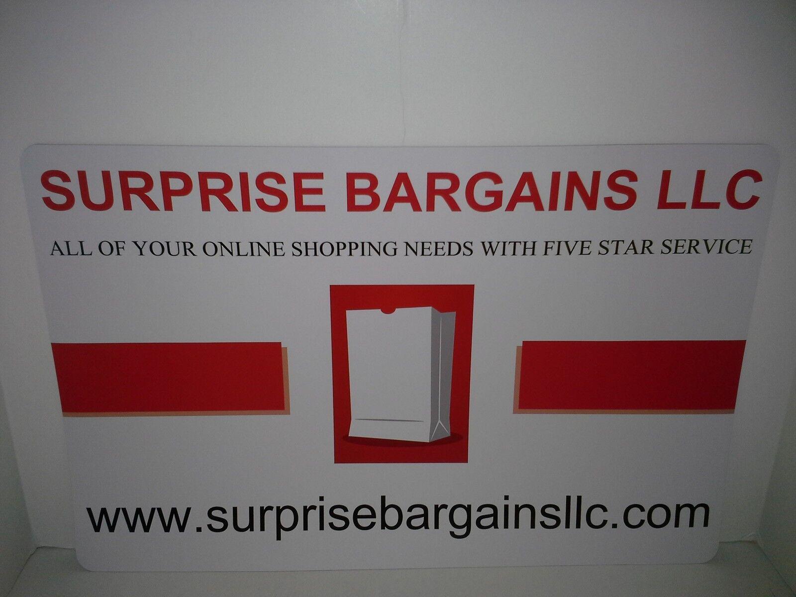 SURPRISE BARGAINS LLC