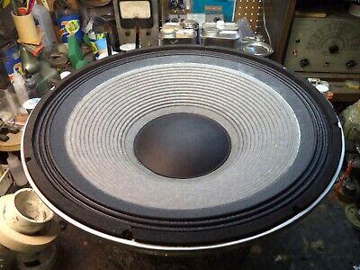 Speaker Drivers & Horns - 18 Woofer
