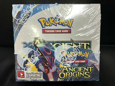 Pokemon TCG Ancient Origins Booster Box - 36 Packs - New Sealed