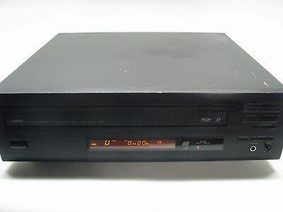 Yamaha CDV-1700 Laser Disc Player - Japan 1991