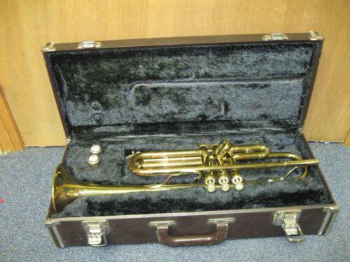 BUNDY TRUMPET in Yamaha Case
