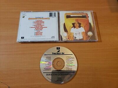 The Best of George Harrison (CD, 1990, Capitol/EMI Records) ~ 100%