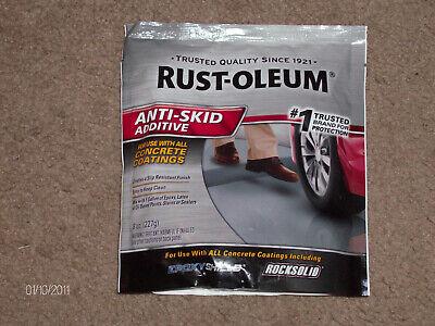 Rust-Oleum Anti-Skid Paint Add 8oz! Brand NEW Bag! Paint Anti Skid -