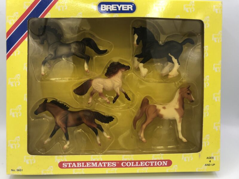 Breyer Stablemates Collection No. 5651