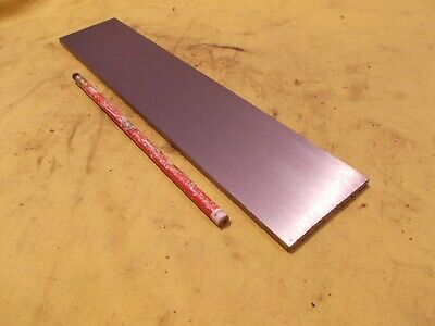 304 Stainless Steel Bar Brushed Machine Shop Metal Flat Stock 14 X 2 12 X 12