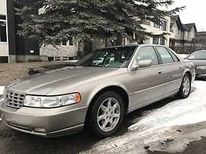 2001 Cadillac Seville STS Sedan  Loaded!!